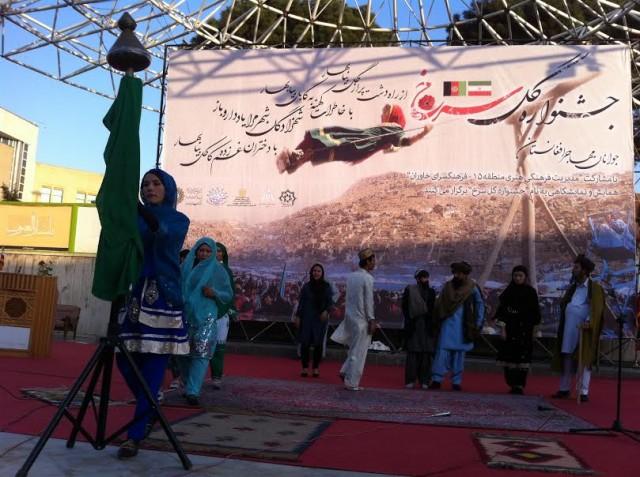 Photo of جشنواره فرهنگی و هنری «گل سرخ» برای پاسداشت نوروز برگزار شد