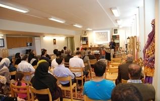 Photo of سمینار نکوداشت ادبیات فارسی با حضور فرهنگیان افغانستان و ایران در استکهلم