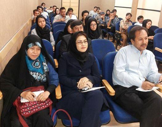 Photo of کارنامه ادبی زهرا حسینزاده در «روایت لاله کوهی» بررسی شد
