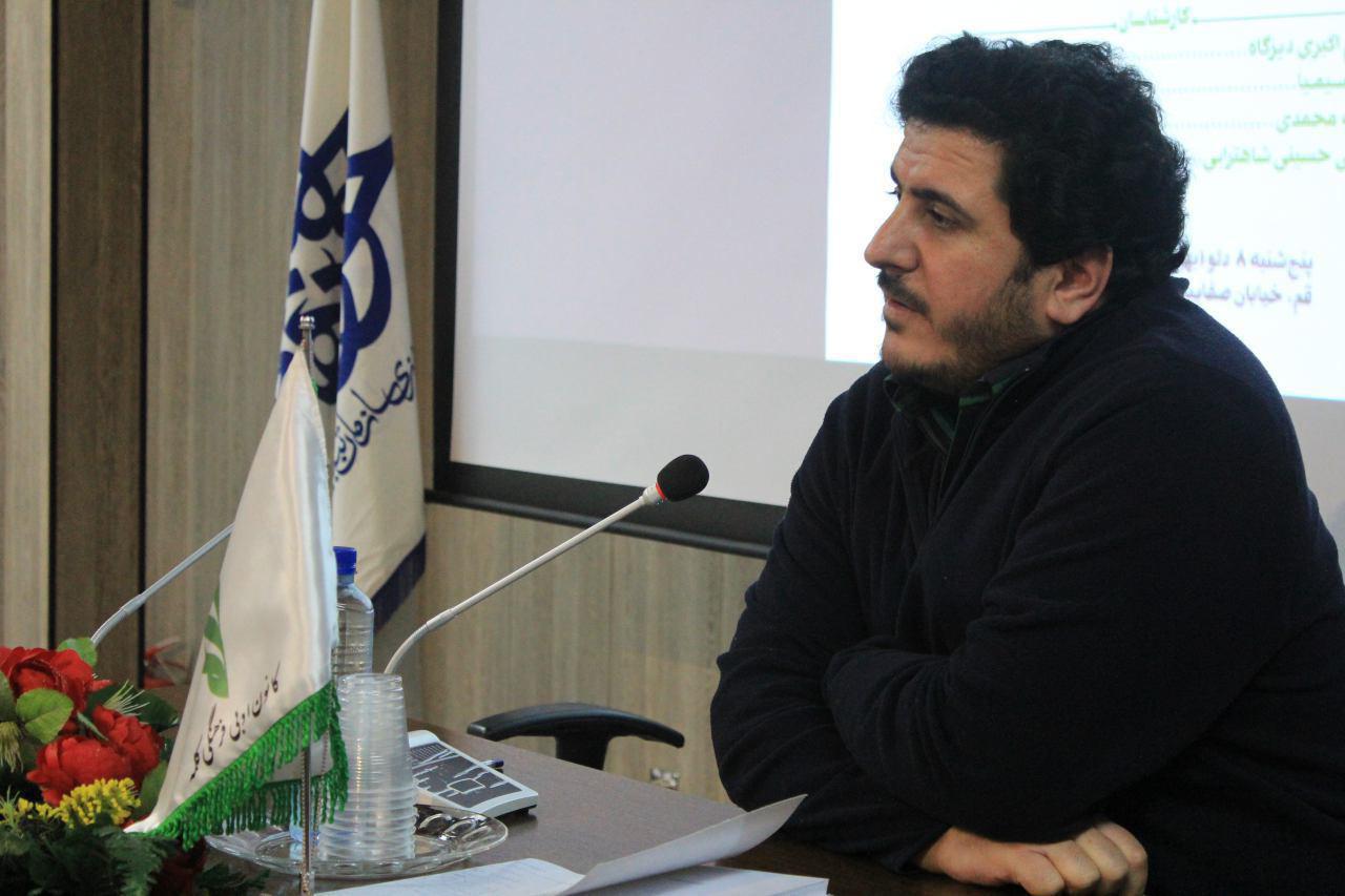Photo of ابراهیم اکبری دیزگاه:تقسیم رمان فارسی به رمان افغانستان و ایران حقیقی نیست