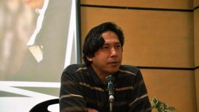 Photo of محمدحسین محمدی: زبان پارسی کشور من است