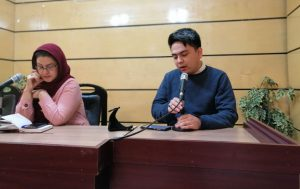 متین محمدی، داستاننویس خانه ادبیات افغانستان